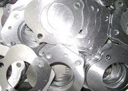 partes de metal